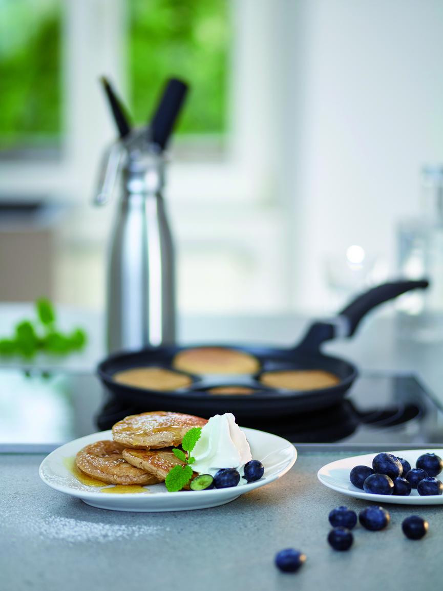 WHIPcreamer Pancakes